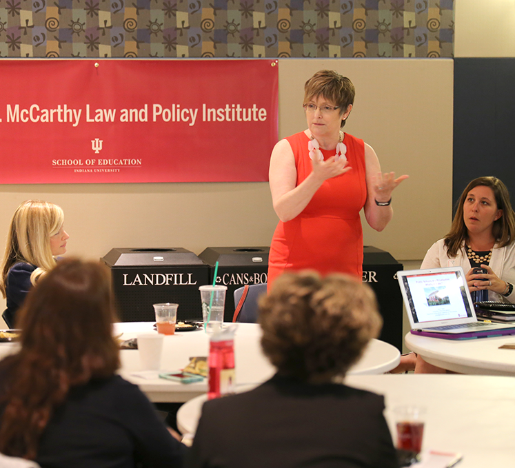 Martha McCarthy Education Law and Policy Institute